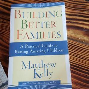 A book ....Building better families